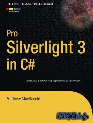 Pro Silverlight 3 in C Sharp
